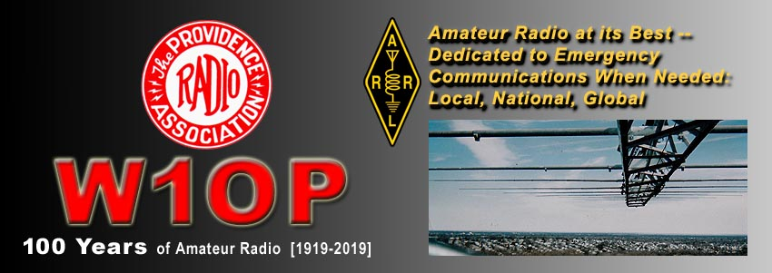Providence Radio Association W1OP