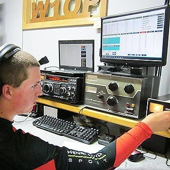 W1MEE IARU Contest at W1OP